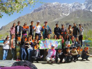 Chane Corp, 2014-2015, Fulbright ETA to Tajikistan