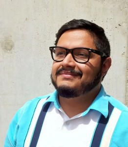 Rodigo Moran is a Fulbright Foreign Student from El Salvador.