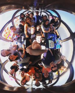 MTP Change Journey participants -- 360 degree group photo.