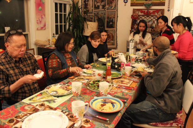 Exchanging Cultures, Building Friendships: A Fulbright Thanksgiving Story