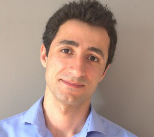 Mohammad Behroozian is a Fulbright Foreign Student from Afghanistan.