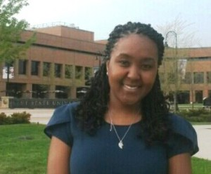 Nhlalala Mavundza is a Fulbright Foreign Student from South Africa.