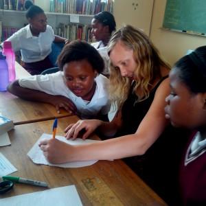 Samantha Kay Kobs, 2014-2015, Fulbright ETA to South Africa - 2