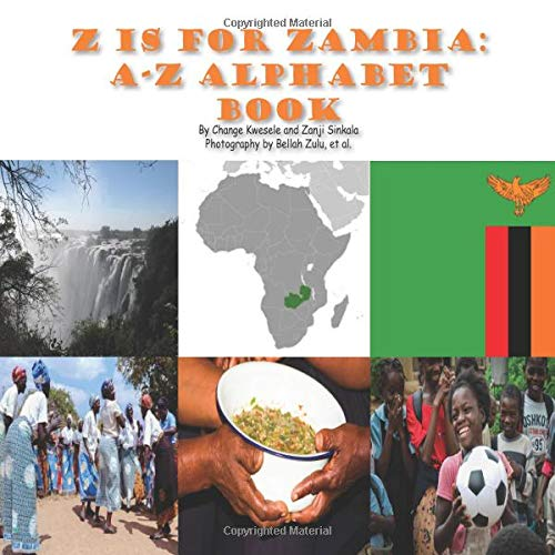 Z is For Zambia Cover